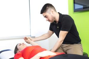 Shoulder injury treatment