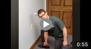 Ankle injury, knee injury, risk, ankle dorsiflexion test