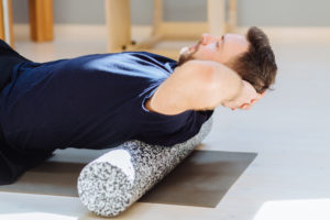 Physical Rehabilitation - Foam Roller Thoracic Spine