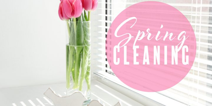 5 Ways to Spring Clean Your Life for Better Health